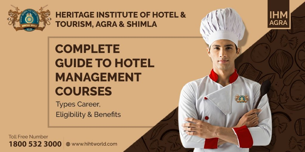 complete guide to hotel management courses