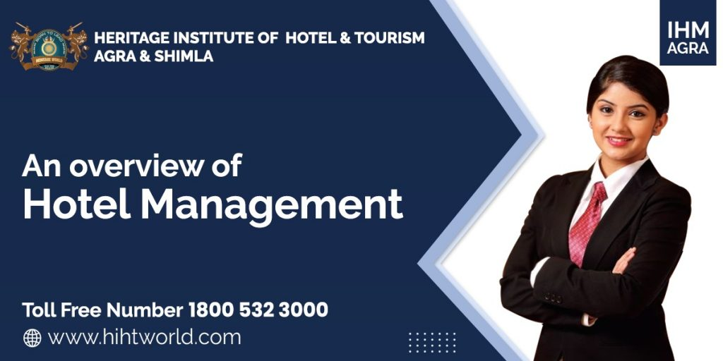 overview of hotel management