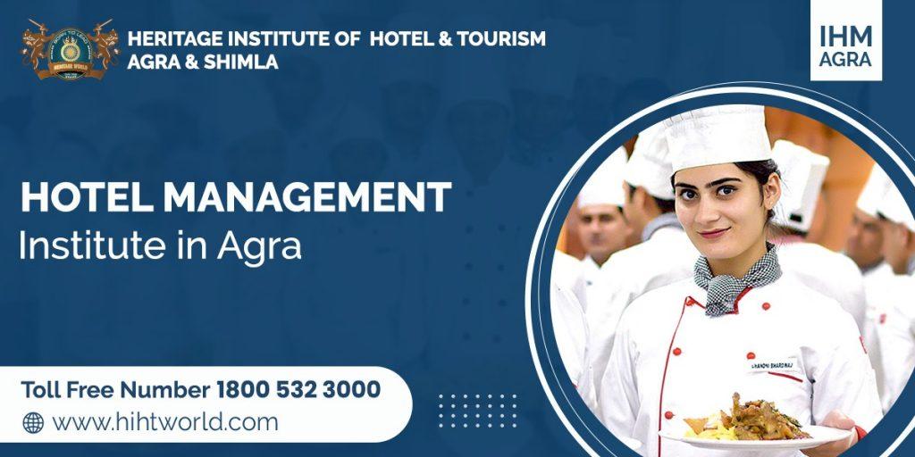 hotel management institute in agra