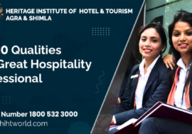 Qualities of a Great Hospitality Professional