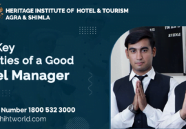 The Key Qualities of a Good Hotel Manager