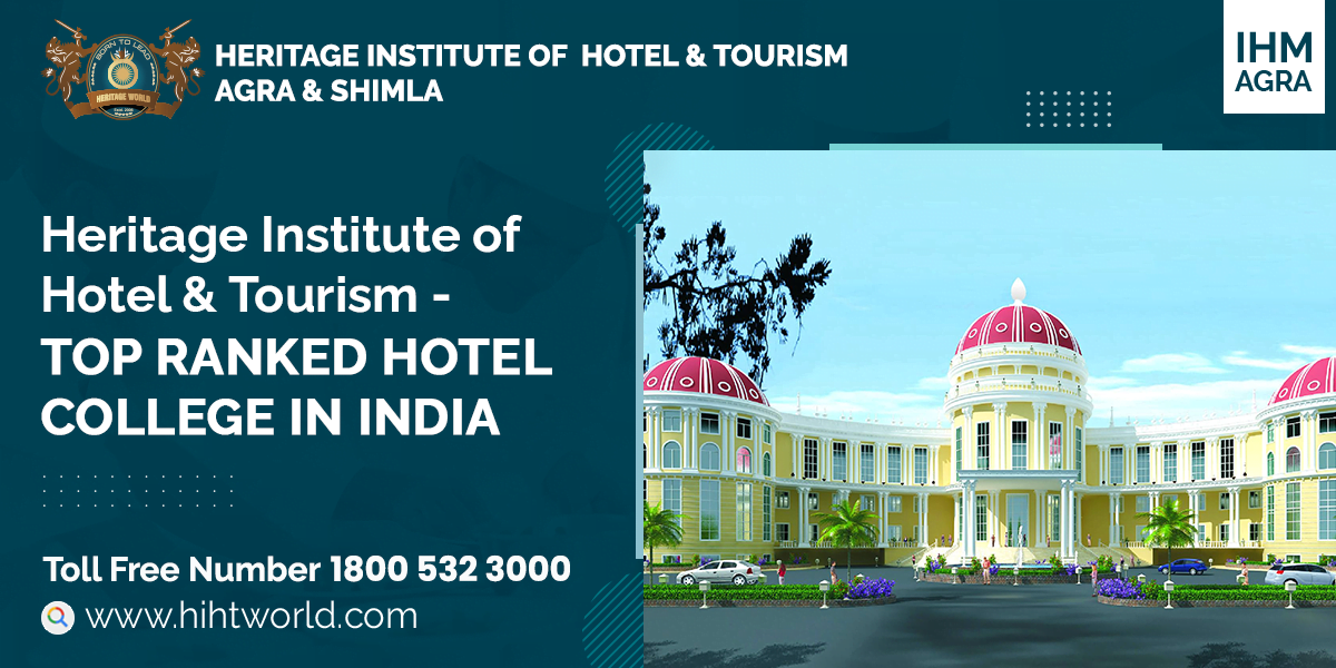 top ranked hotel management college in india